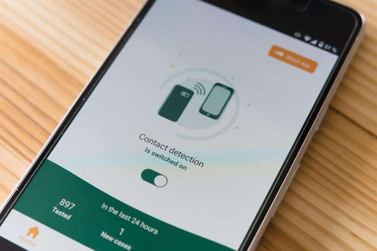 Covid-19 Contact Tracing App Launches In England and Wales