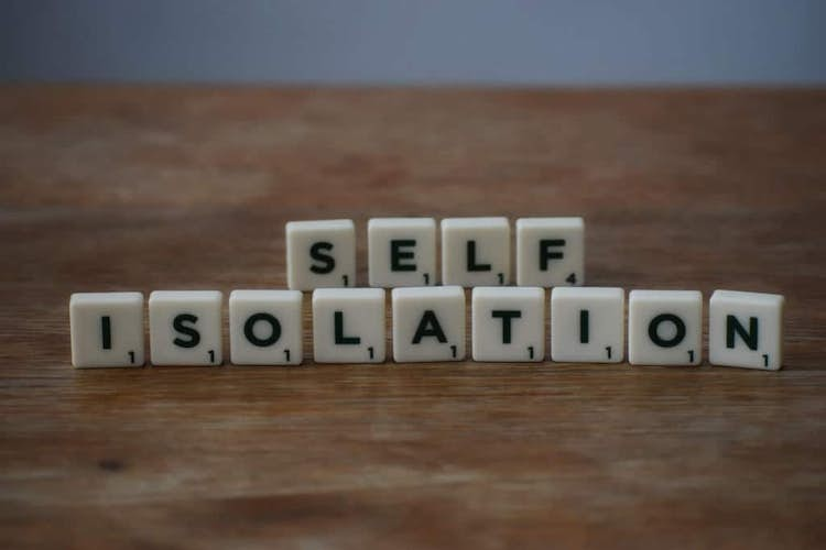 Fines of up to £10,000 for Ignoring Self-isolation Instructions