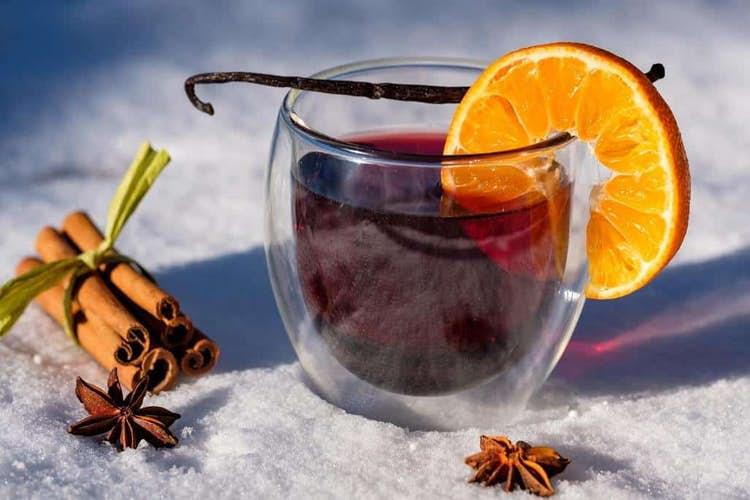 How to Make Your Own Mulled Wine