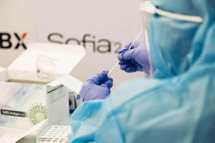 Vital NHS tests delayed due to supply chain failure