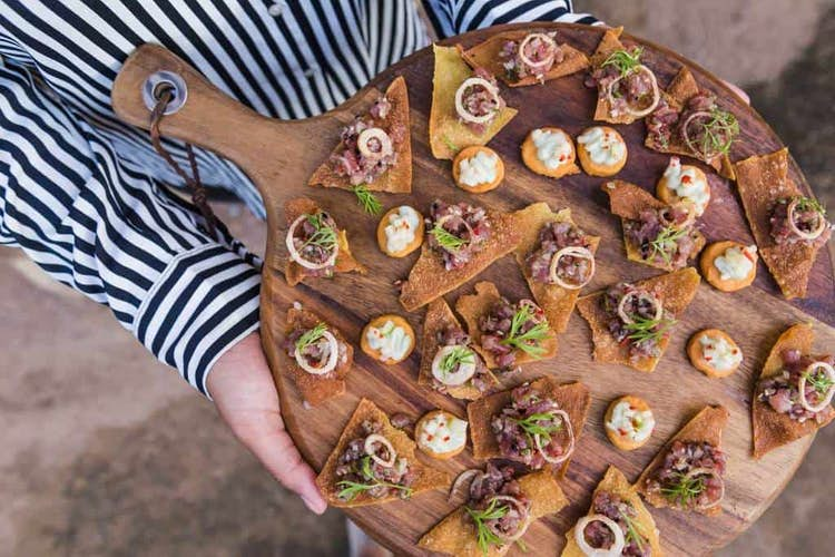 Five Ideas for Christmas Nibbles