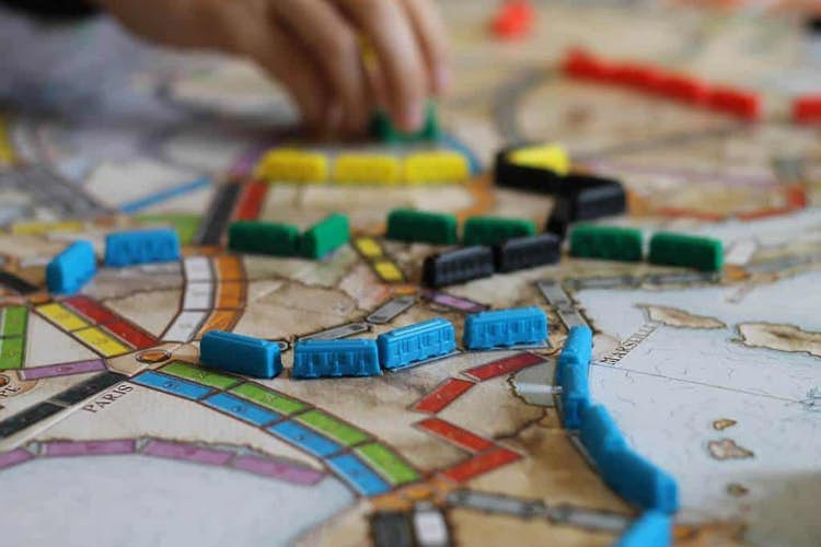5 board games to buy in time for winter