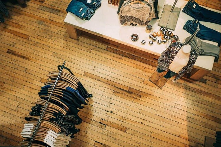 What rights do shoppers have if a store enters administration?