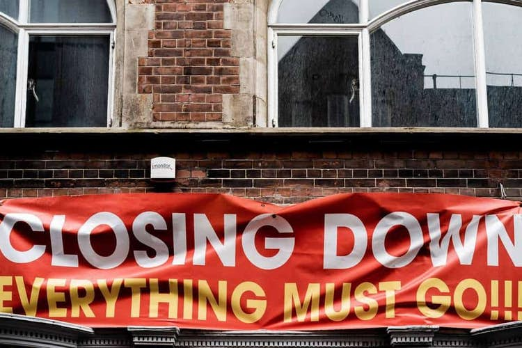 Big retail collapses – What happens to your pension?