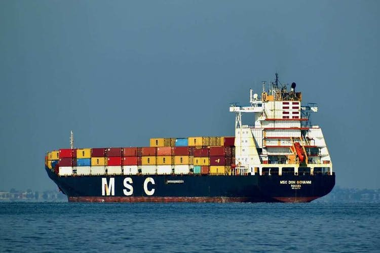 Global shipping crisis to increase UK prices