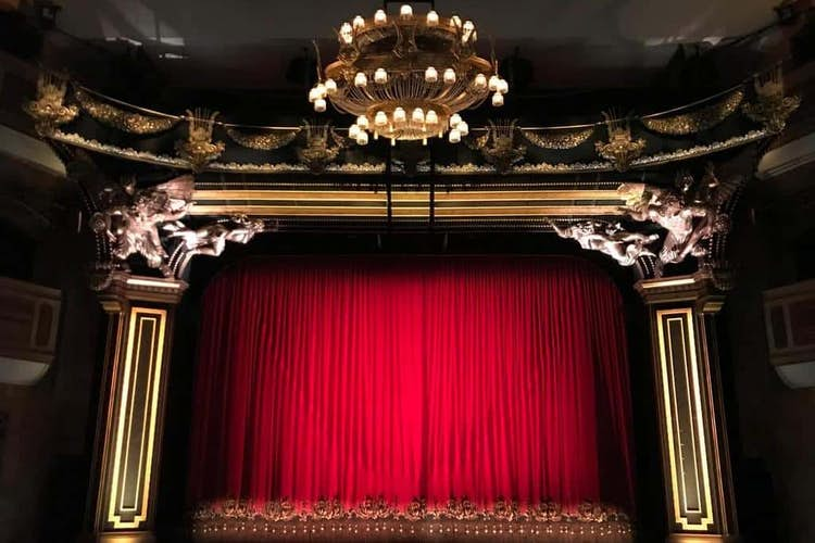 When will theatres reopen?