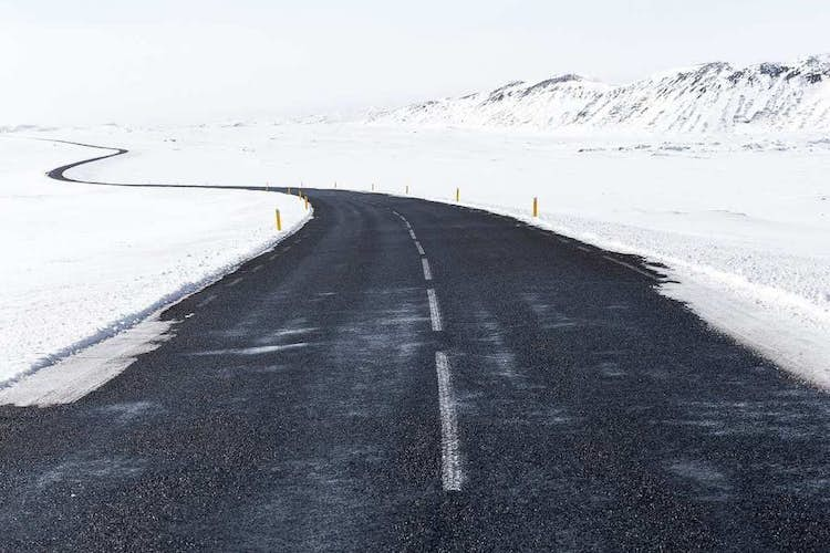 How to plan a winter road trip