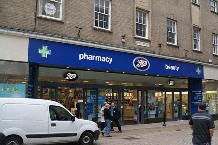 Covid-19 vaccinations now available at high street chemists