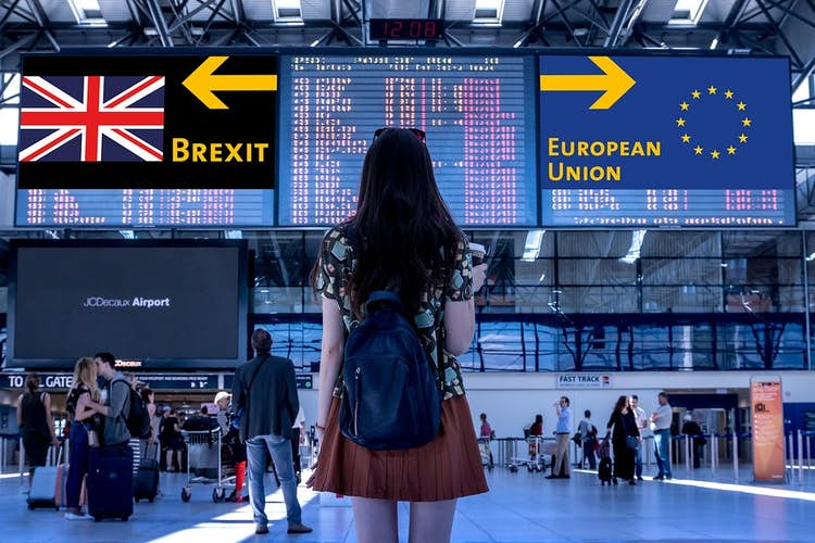 Travelling in Europe after Brexit