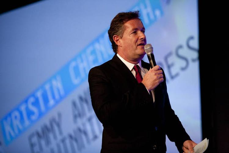 Piers Morgan receives death threats on Twitter and Katie Price set for Celebrity Masterchef