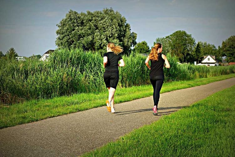 Your workout plan for when lighter evenings return