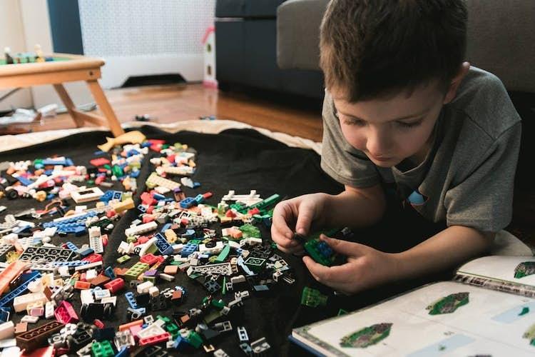Model kit hobbies to enjoy with your grandchildren