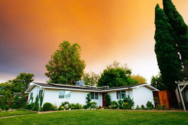 What is the inheritance tax property allowance?