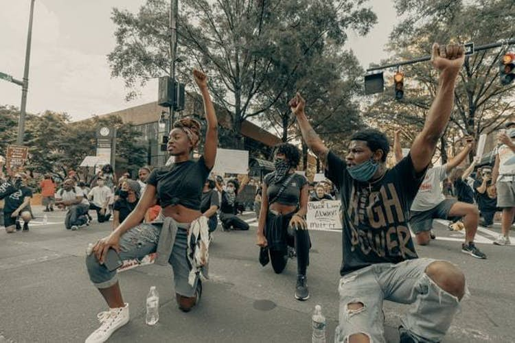 Black Lives Matter inspired dance routine nominated for BAFTA