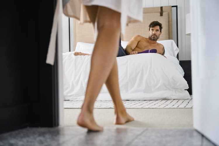 What do older guys like in bed?