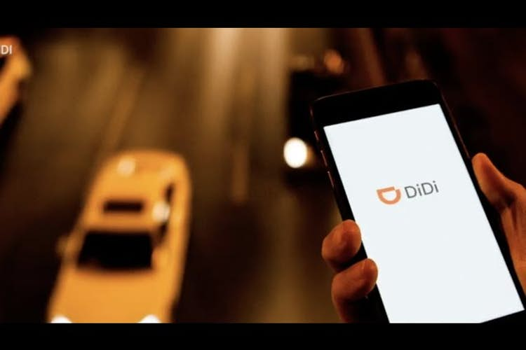 China's ride-hailing giant Didi Chuxing gears up for IPO