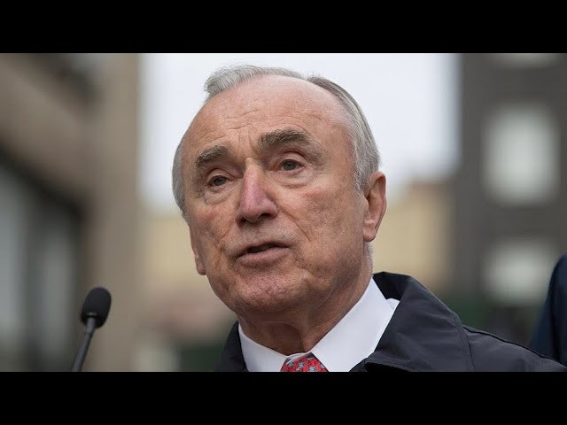 Former NYPD Commissioner Bill Bratton discusses the rise in violent crime across the U.S. in 2020