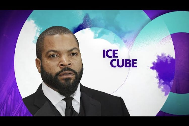 Ice Cube on his Big3 basketball league, business survival, and his contract with black America