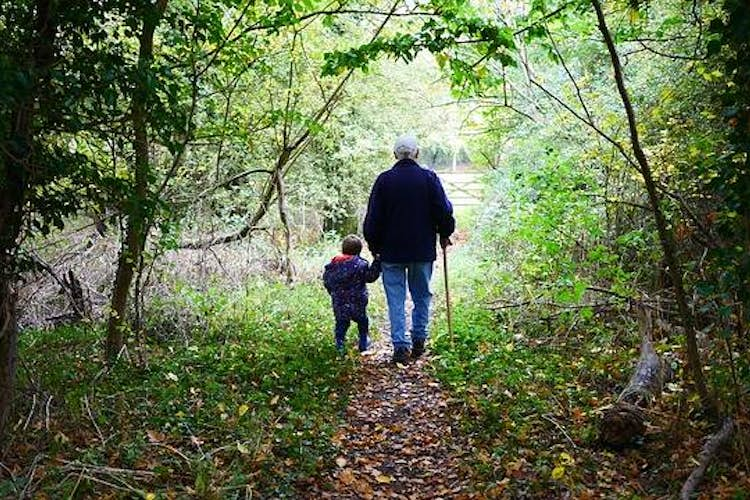 Covid-19 and your grandchildren: Everything you need to know