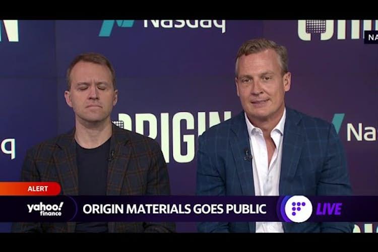 Origin Materials makes public debut via SPAC deal