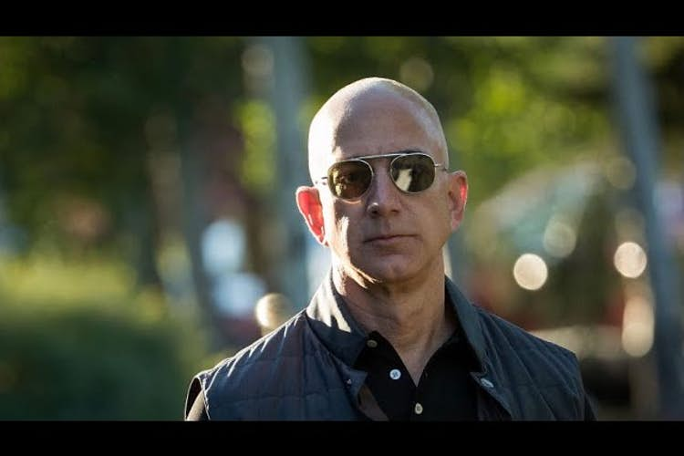 Jeff Bezos steps down as CEO of Amazon, the company which made him the richest man on earth