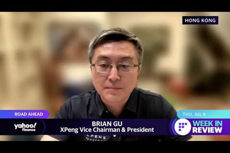 XPeng Pres on Chinese regulatory scrutiny, plus breaking down Biden's executive order on business