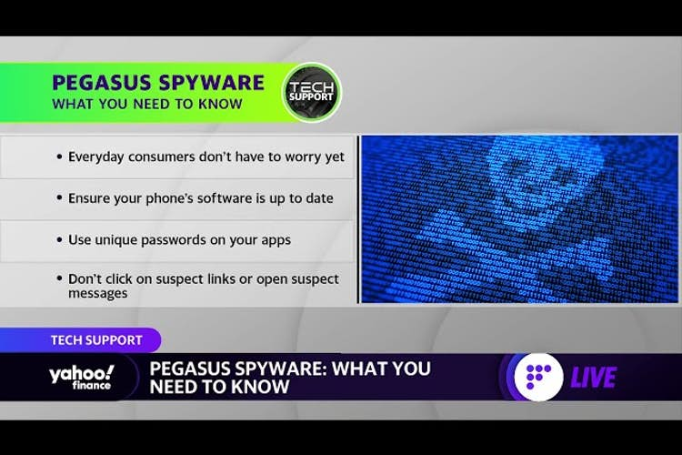 Tech Support: Why you should be worried about Pegasus spyware