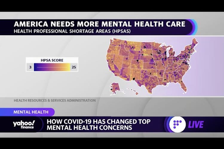How COVID-19 has changed top mental health concerns
