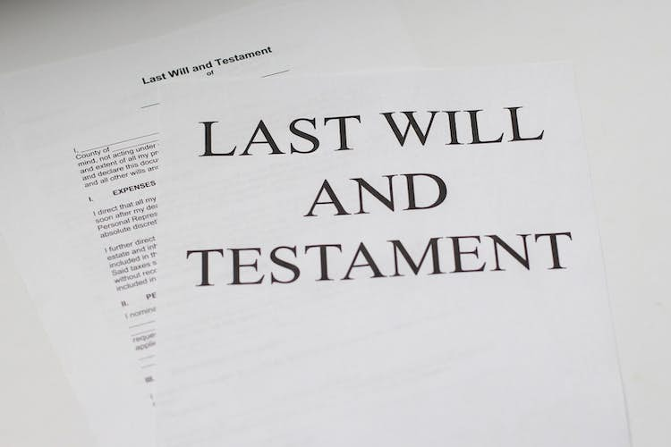 When is a will read after death?