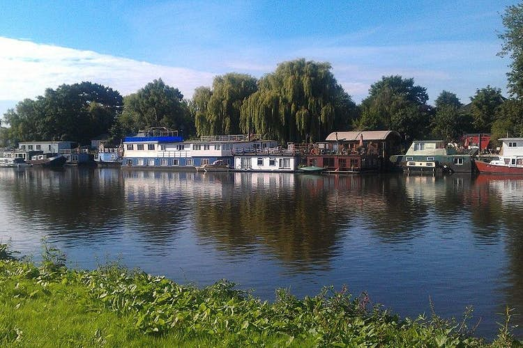 Could a houseboat be the answer to your property search?