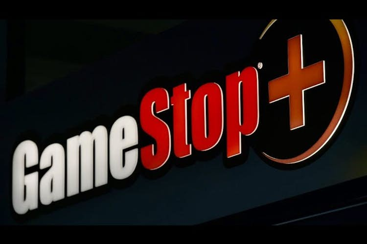 GameStop stock falls on mixed earnings