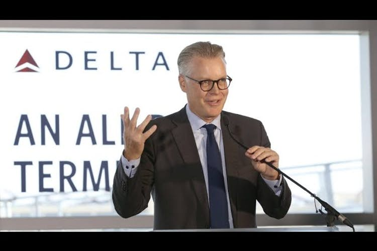 Delta Air Lines CEO discusses Q3 earnings and holiday travel