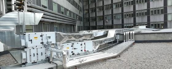 Sala Blanca - Hospital La Paz C261