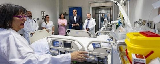 UAAN - Hospital Carlos III