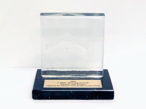 CMHC Housing Award