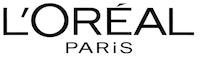 L'Oreal Paris logo - partner of in/PACT, loyalty programs through charitable giving