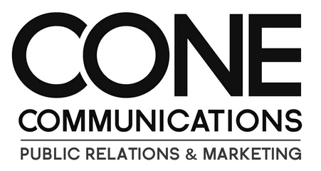 As Seen On Cone Communications Logo