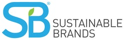 As Seen On Sustainable Brands Logo