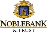 NobleBank & Trust logo - partner of GoodCoin, the white label charitable giving platform