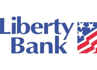 Liberty Bank logo - partner of GoodCoin, the white label charitable giving platform