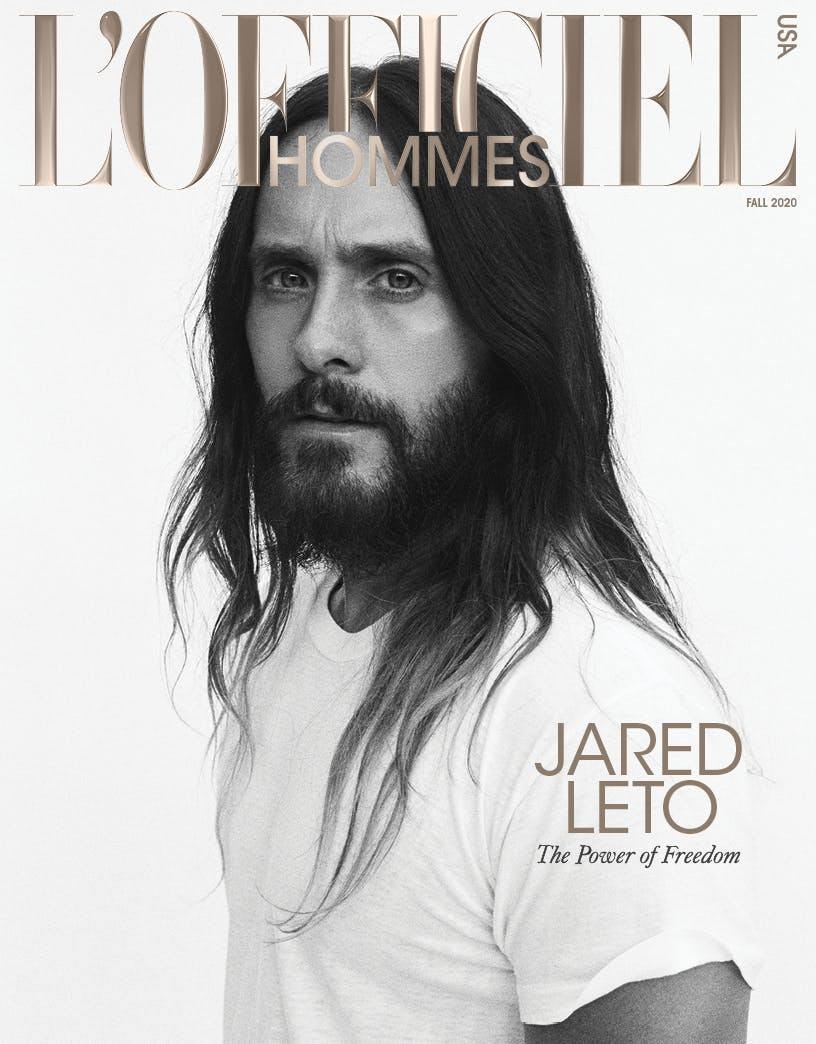 L'OFFICIEL Hommes USA Fall 2020 Issue
