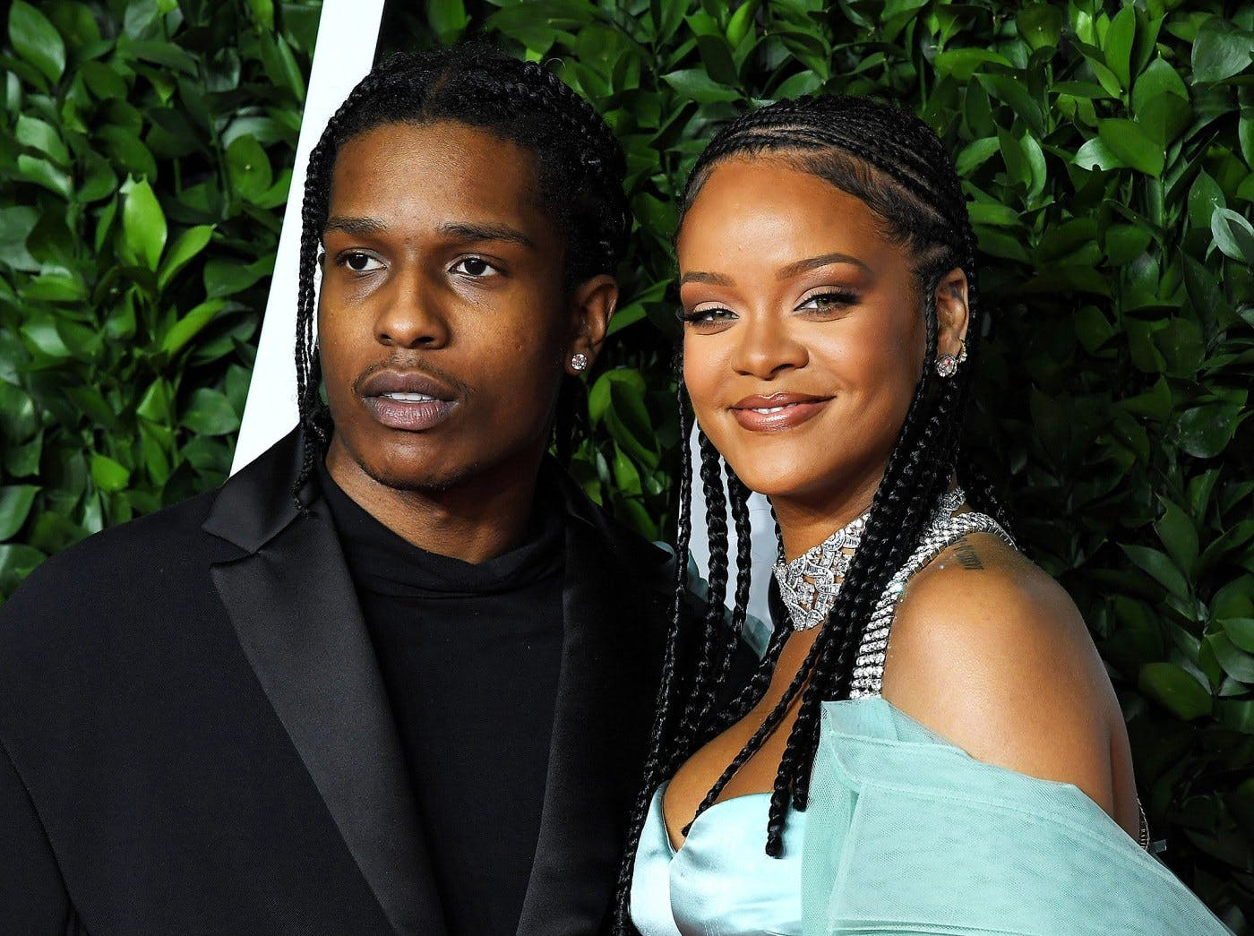 2018 dating is who rihanna Rihanna's Dating