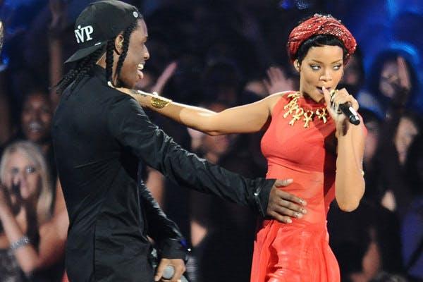 Rihanna and A$AP Rocky's Relationship Timeline – Rihanna Boyfriend A$AP  Rocky Dating Histo