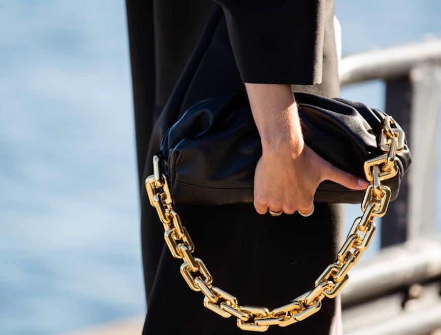 Bottega Veneta Chunky Chain Purse