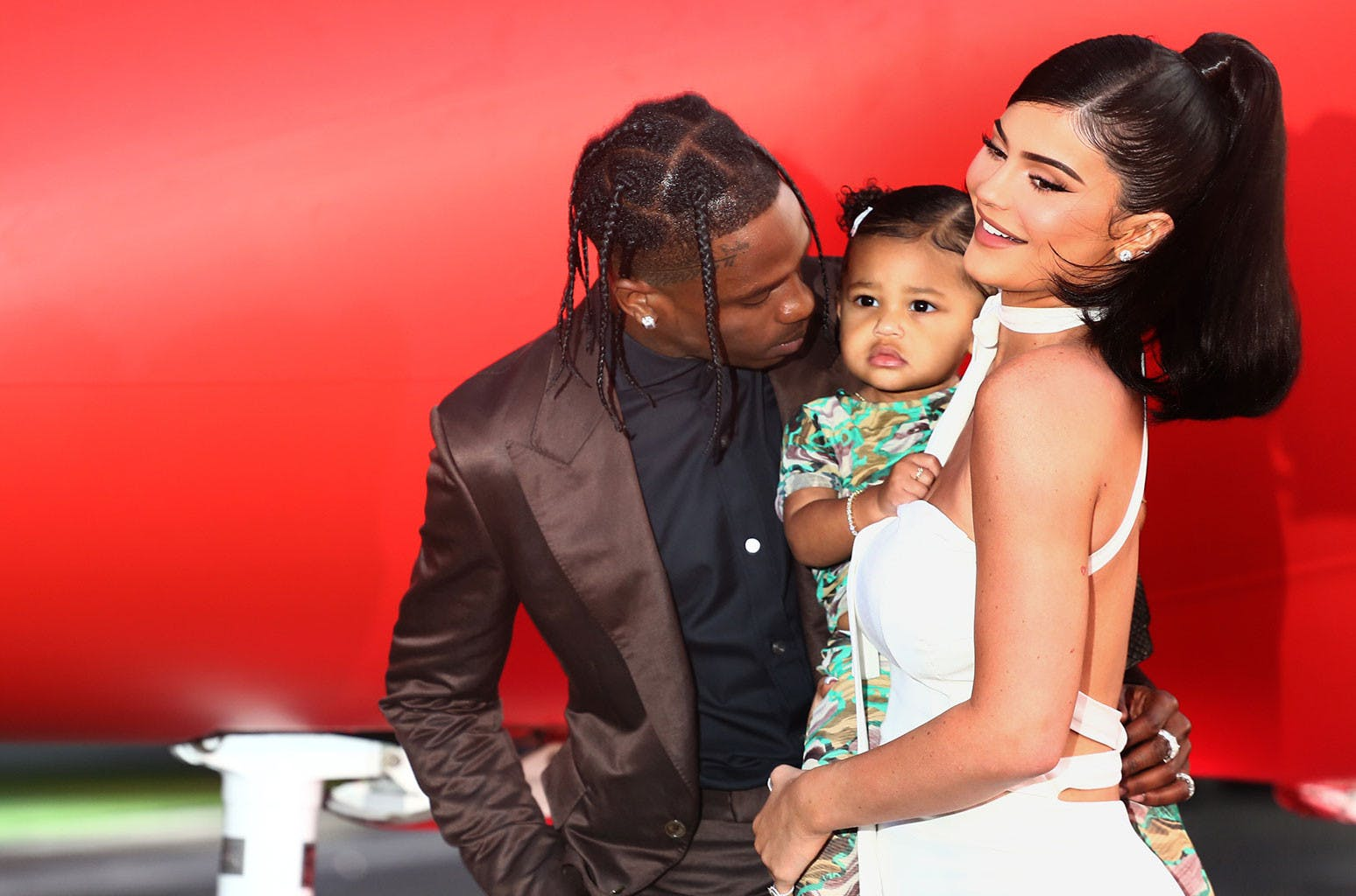 A Timeline of Travis Scott and Kylie Jenner's Relationship - Travis Kylie Dating Stormi