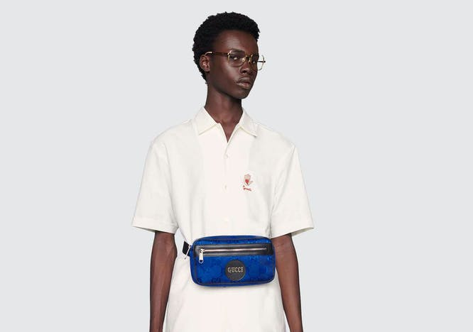 Gucci's new sustainable collection, Off the Grid