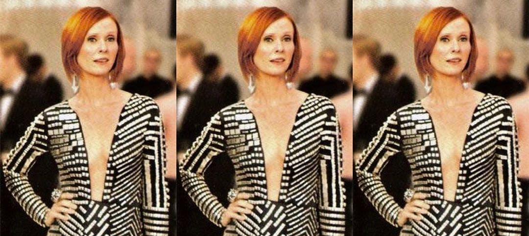 This New Sex and the City Book Says You're Probably a Miranda Hobbes, and  That's a Good Th