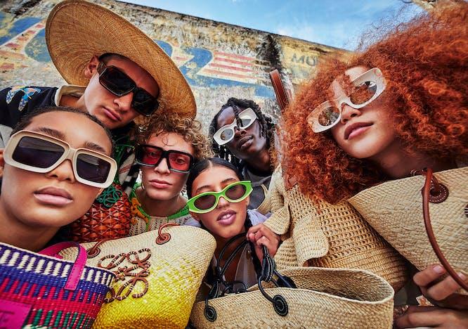 Loewe Paula's Ibiza 2021 by Jonathan Anderson