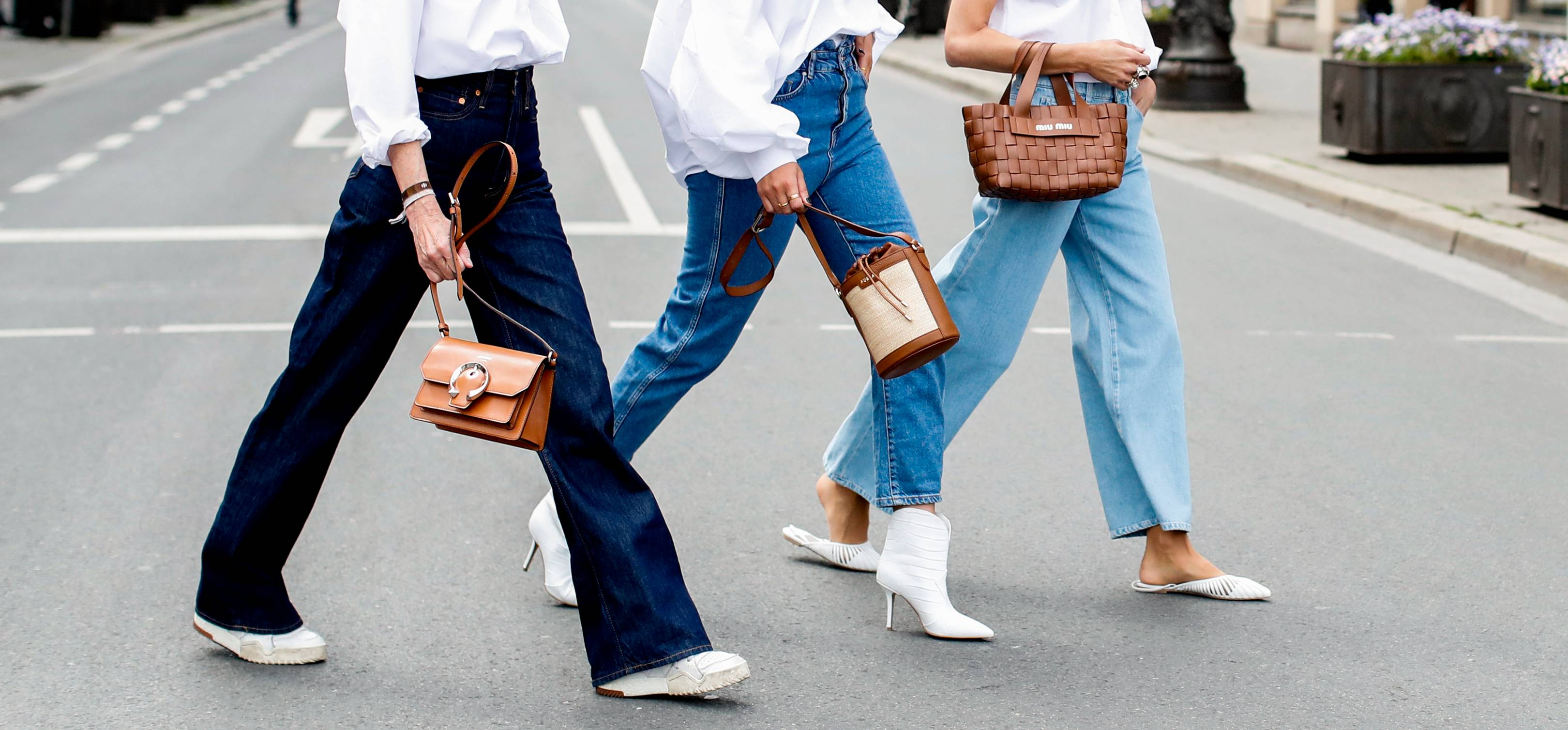 Skinny Jeans Are Dead: Denim Trends-of-Old Are Taking Over