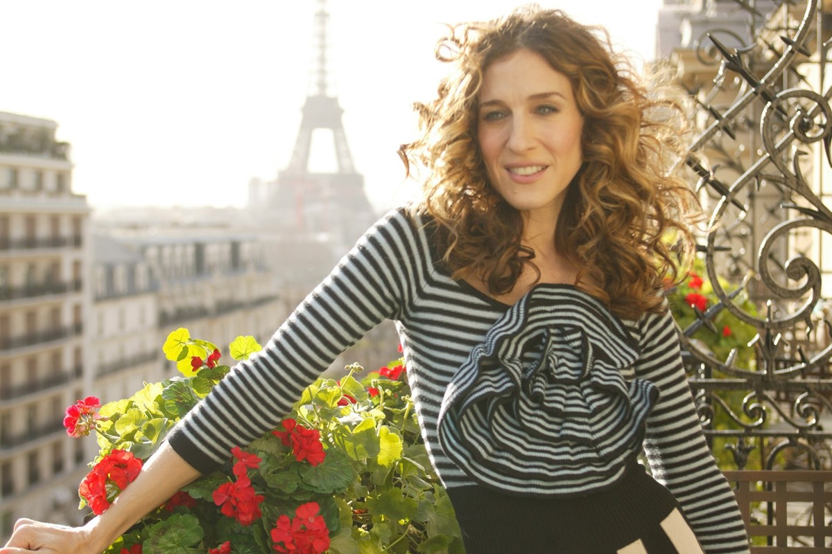 See Sarah Jessica Parker's Favorite Look From 'Sex and the City' - Carrie Bradshaw
